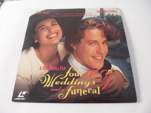 Grant Macdowell Four Weddings & A Funeral Clr Ltbx R