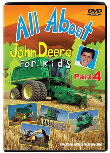 Tom Mccomas Vol. 4 All About John Deere Ki