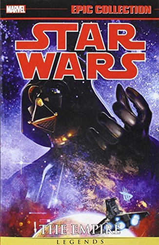 Haden Blackman Star Wars Legends Epic Collection The Empire Volume 3