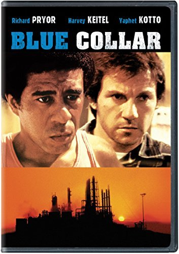 Blue Collar Pryor Keitel Kotto DVD R