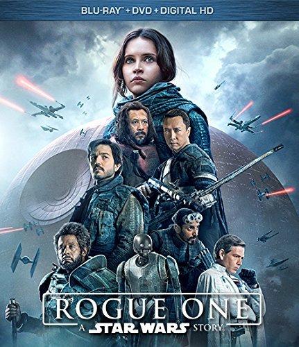Star Wars: Rogue One/Jones/Luna/Tudyk@Blu-ray/Dvd/Dc@Pg13