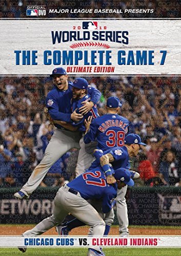 Chicago Cubs/Complete World Series Game 7@Dvd