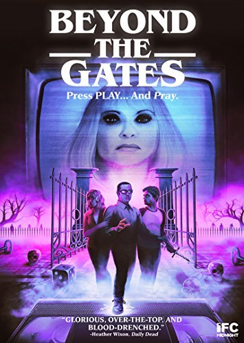 Beyond The Gates Crampton Williamson DVD Nr