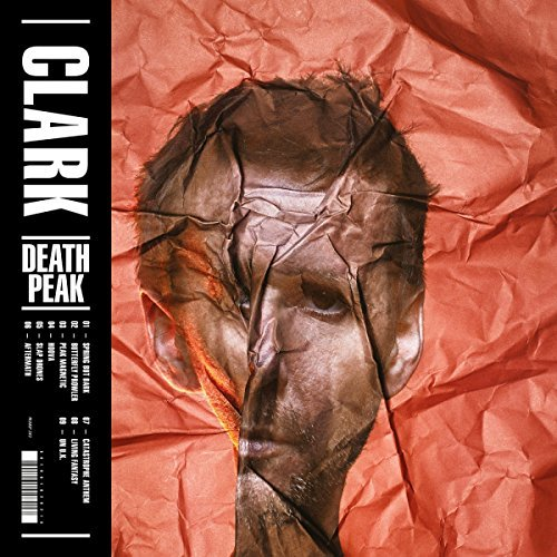 Clark Death Peak 2lp In Gatefold With Printed Inners With Obi Strip