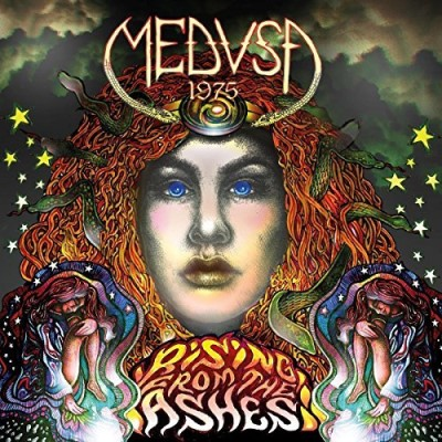 Medusa/Rising From The Ashes@Import-Gbr