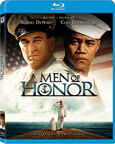 Men Of Honor De Niro Gooding Jr. Theron Blu Ray