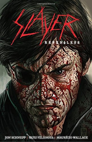 Jon Schnepp Slayer Repentless