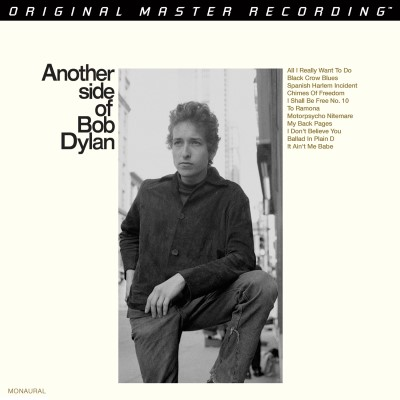 Bob Dylan/Another Side Of Bob Dylan@Limited/Numbered to 3000