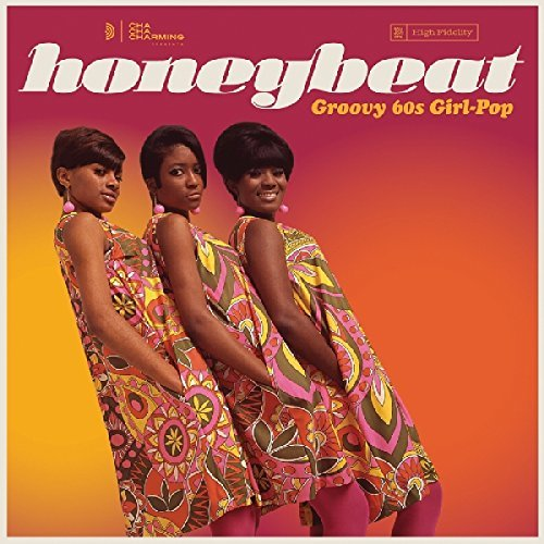 Honeybeat Honeybeat Groovy 60s Girl Pop (violet Vinyl) 180 Gram Limited Edition