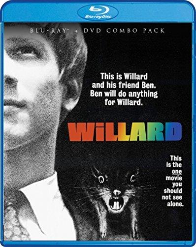 Willard (1971)/Davison/Borgnine@Blu-ray/Dvd@Pg