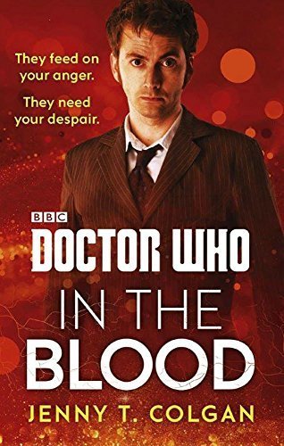 Jenny T. Colgan Doctor Who In The Blood