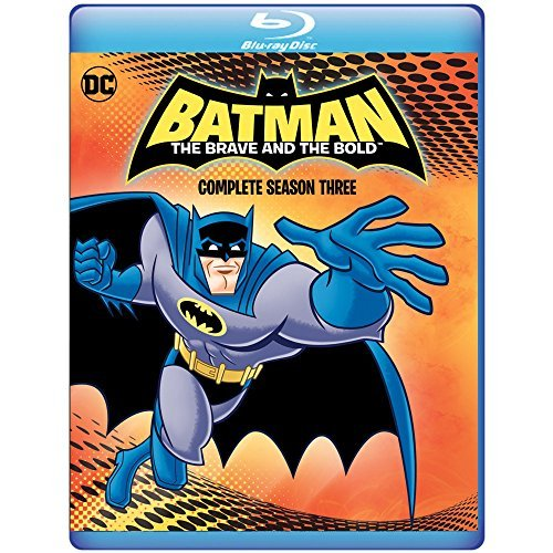 Batman: Brave & The Bold/Season 3@This Item Is Made On Demand@Could Take 2-3 Weeks For Delivery