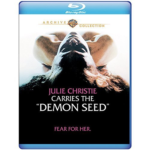 Demon Seed Christie Weaver Blu Ray Mod This Item Is Made On Demand Could Take 2 3 Weeks For Delivery