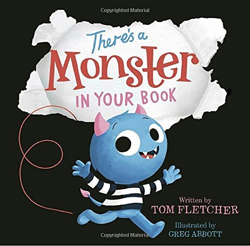 Tom Fletcher There's A Monster In Your Book