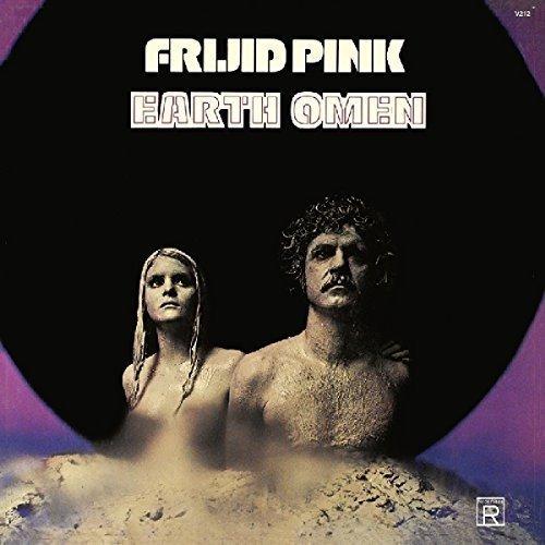 Frijid Pink/Earth Omen@Import-Gbr