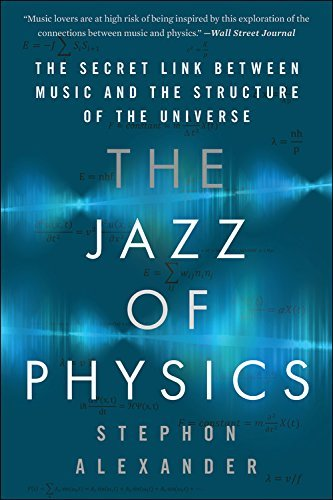 Stephon Alexander The Jazz Of Physics The Secret Link Between Music And The Structure Of The Universe