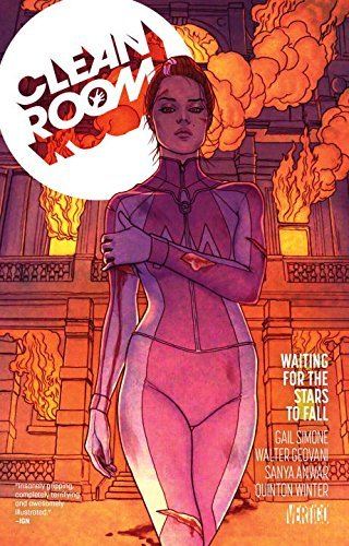 Gail Simone Clean Room Vol. 3 Waiting For The Stars To Fall