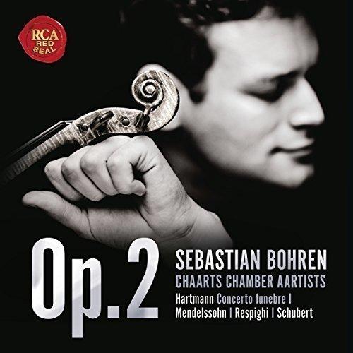 Sebastian / Chaarts Cha Bohren/Op 2: Hartmann Mendelssohn Res@Import-Hkg