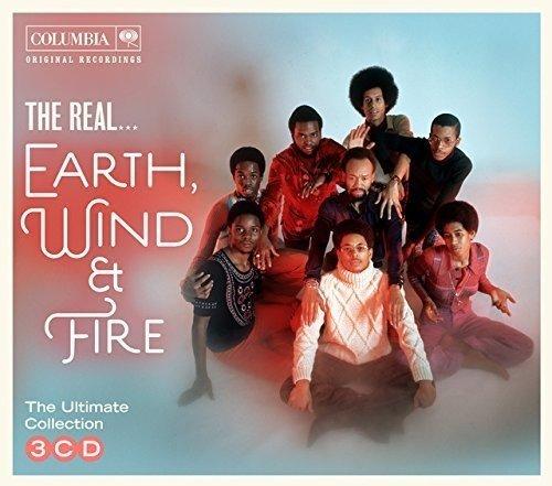 Earth, Wind & Fire/Real Earth Wind & Fire@Import-Gbr