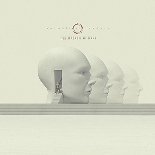 Animals As Leaders Madness Of Man (opaque Cream Vinyl) 2lp With Download