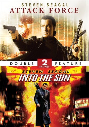 Attack Force Into The Sun Double Feature