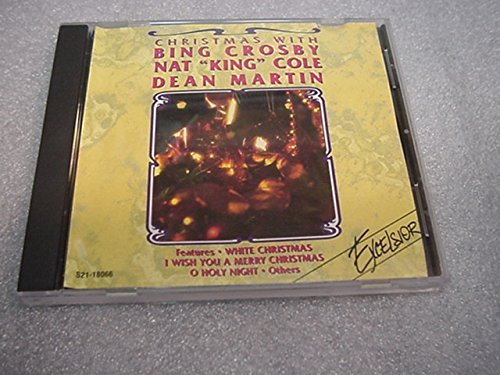 Nat King Cole Dean Martin Bing Crosby Christmas With Nat Dean & Bing