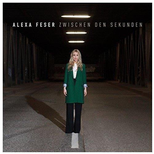 Alexa Feser/Zwischen Den Sekunden@Import-Hkg