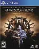 Ps4 Middle Earth Shadow Of War Gold Edition