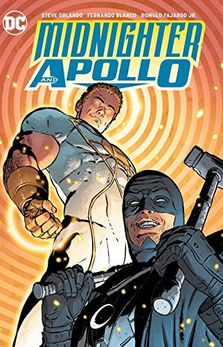 Steve Orlando Midnighter And Apollo