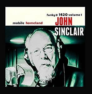 John Sinclair Mobile Homeland Random 600 Red 600 White Vinyl Download Indie Exclusive