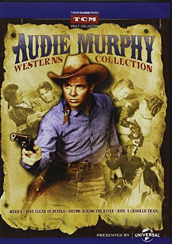 Audie Murphy Westerns Audie Murphy Westerns DVD Mod This Item Is Made On Demand Could Take 2 3 Weeks For Delivery
