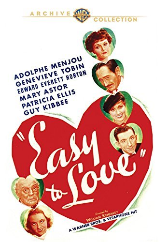 Easy To Love Easy To Love DVD Mod This Item Is Made On Demand Could Take 2 3 Weeks For Delivery