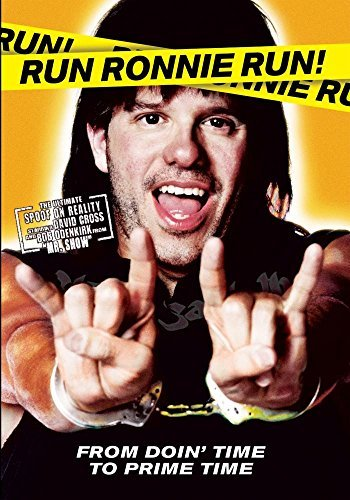 Run Ronnie Run Cross Odenkirk DVD Mod This Item Is Made On Demand Could Take 2 3 Weeks For Delivery