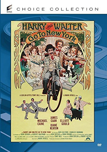 Harry & Walter Go To New York Harry & Walter Go To New York DVD Mod This Item Is Made On Demand Could Take 2 3 Weeks For Delivery