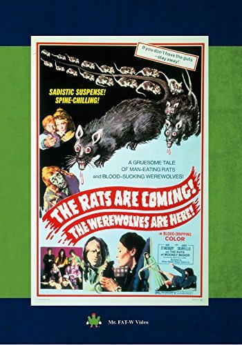 Rats Are Coming Werewolves Are Rats Are Coming Werewolves Are DVD Mod This Item Is Made On Demand Could Take 2 3 Weeks For Delivery