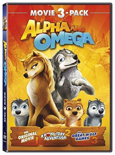 Alpha & Omega/Triple Feature@Dvd