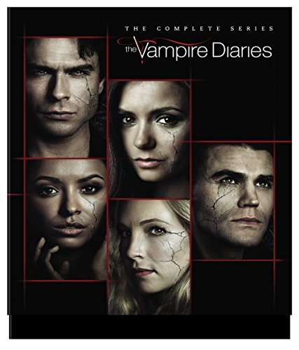 Vampire Diaries The Complete Series DVD