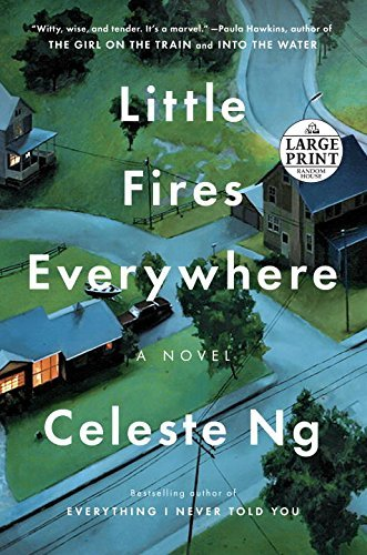 Celeste Ng Little Fires Everywhere Large Print