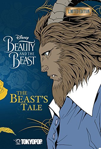 Mallory Reaves Disney Manga Beauty And The Beast Limited Edition Set