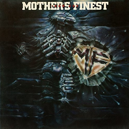 Mother?S Finest/Iron Age@Import-Gbr@Remastered/Incl. Book