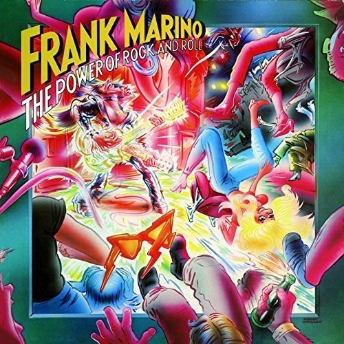 Frank Marino Power Of Rock N Roll Import Gbr Remastered Incl. Book