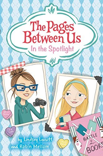 Lindsey Leavitt The Pages Between Us In The Spotlight