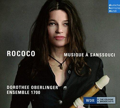 Dorothee / Ensemble Oberlinger/Rococo@Import-Deu