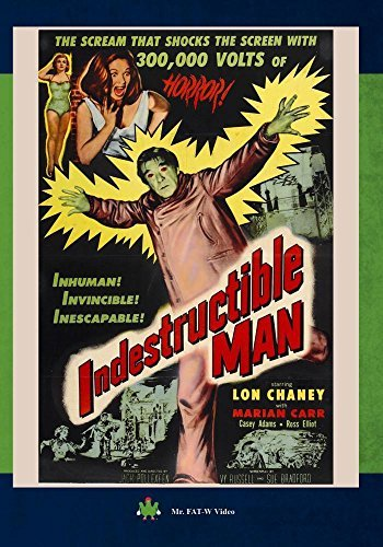 Indestructible Man Indestructible Man DVD Mod This Item Is Made On Demand Could Take 2 3 Weeks For Delivery