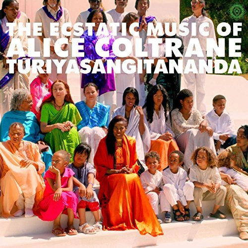Alice Coltrane World Spirituality Classics 1 The Ecstatic Music Of Turiya Al 2lp