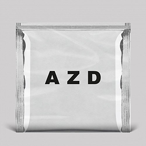 Actress Azd (indie Only Clear Vinyl) Lp Clear Vinyl W Metallic Silver Bag Outer Sleeve 2lp