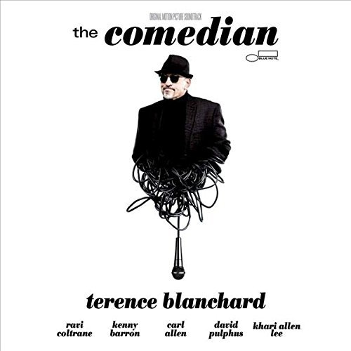 The Comedian Original Motion Picture Sountrack Terence Blanchard