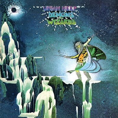 Uriah Heep Demons & Wizards 2 CD Set