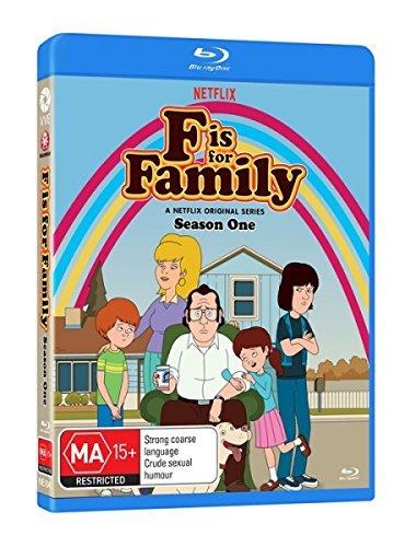 F Is For Family: Season 1/F Is For Family: Season 1@Import-Aus
