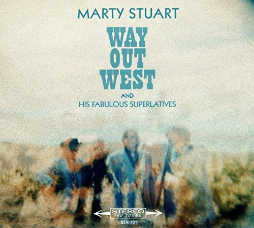 Marty Stuart Way Out West Import Gbr
